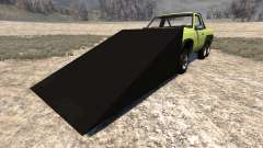 Gavril D-Series 6x6 springboard für BeamNG Drive