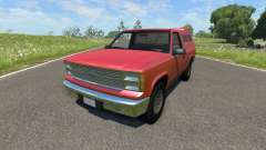 Gavril D-Series Pickup Hatch pour BeamNG Drive