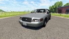 Ford Crown Victoria 1999 für BeamNG Drive