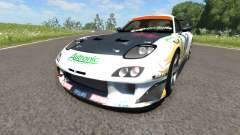 Mazda RX-7 Drift Arial pour BeamNG Drive