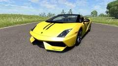 Lamborghini Gallardo LP570-4 Spyder v1.1 für BeamNG Drive