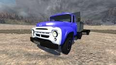 ZIL-130-remorque pour BeamNG Drive