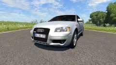 Audi A3 pour BeamNG Drive