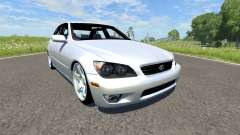 Lexus IS300 pour BeamNG Drive