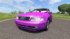 Audi S4 2000 [Pantone Purple C] pour BeamNG Drive