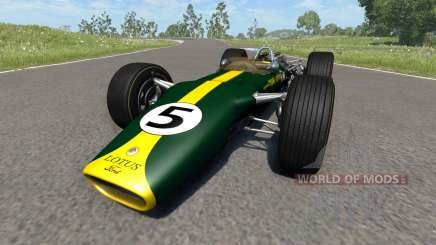 Lotus Type 49 1967 pour BeamNG Drive