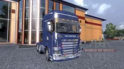 Scania R730 Evo Topline für Euro Truck Simulator 2