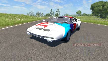 De Tomaso Pantera 1972 pour BeamNG Drive