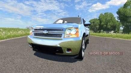 Chevrolet Tahoe für BeamNG Drive