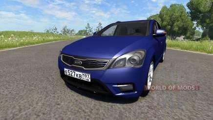 Kia Ceed pour BeamNG Drive