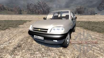 ВАЗ-21236 Chevrolet Niva pour BeamNG Drive