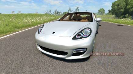 Porsche Panamera pour BeamNG Drive