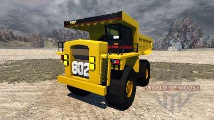 Dumper Minero für BeamNG Drive