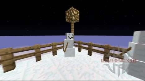 Schneemänner hervorgebracht für Minecraft