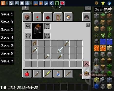Inventory Tweaks für Minecraft