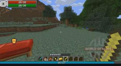 RPG-Schnittstelle für Minecraft
