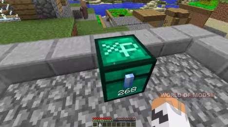 Brust Erfahrung für Minecraft