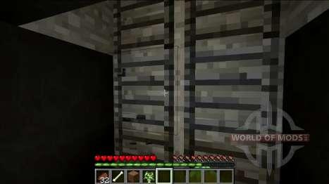 Bunker pour Minecraft