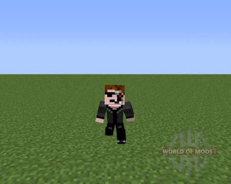 Animated Player pour Minecraft