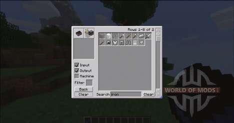 Hyde Kraft pour Minecraft