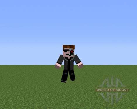 Animated Player für Minecraft