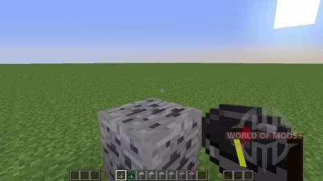 Utile boussole pour Minecraft
