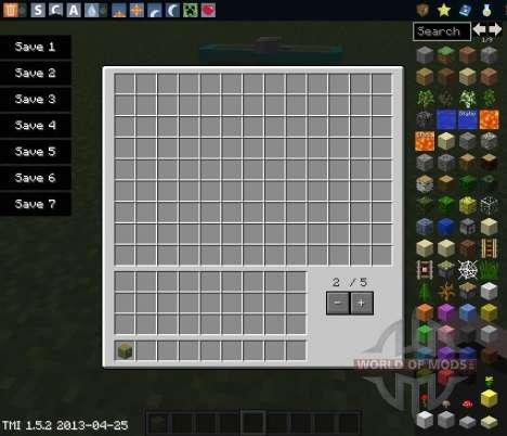 Multi Page Chest pour Minecraft