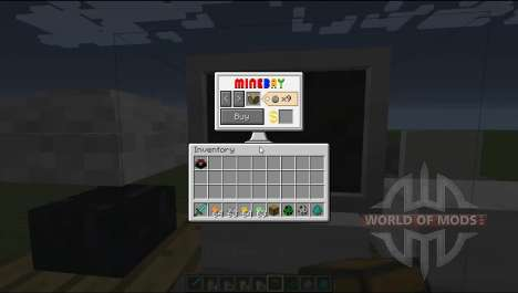 Münzen für Minecraft