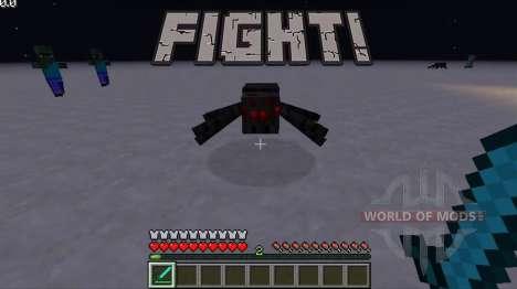 Kampf-Musik für Minecraft