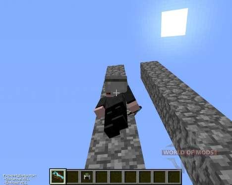 Climbing Glove für Minecraft