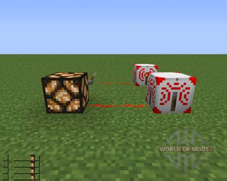 Wireless Redstone Mod für Minecraft