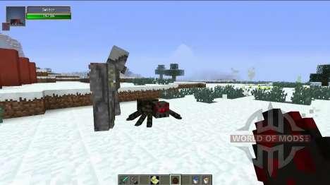 Neue Golems für Minecraft