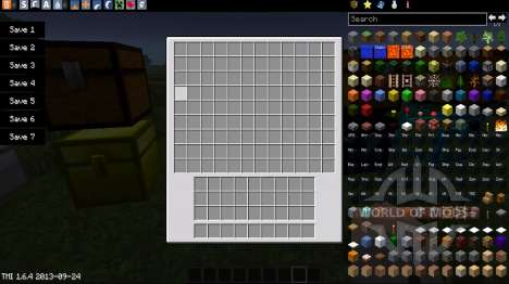 Eisen-Truhen für Minecraft