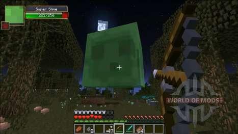 Mini-Bosse für Minecraft