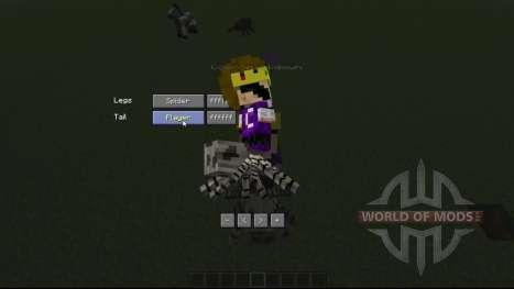 Neues Spiel-Modelle für Minecraft