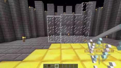 Realistichno verre pour Minecraft