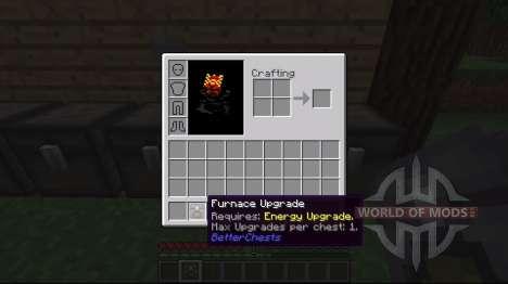 Superior-Truhen. für Minecraft
