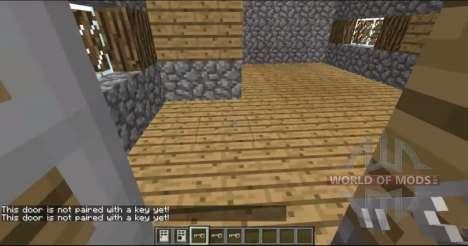 Tür-code für Minecraft