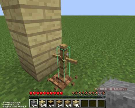 InventorySaver pour Minecraft