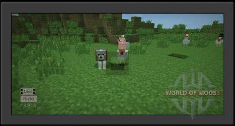Appareil photo pour Minecraft