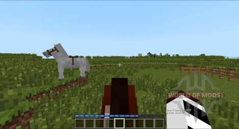 Cowboy-Hut für Minecraft