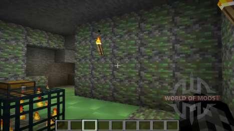 Sliznevo Du Trésor pour Minecraft