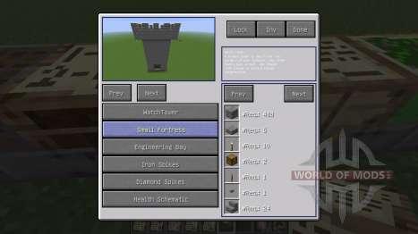 Alles für Ihr Schloss für Minecraft