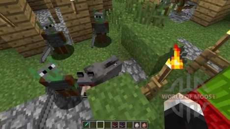 Les gobelins pour Minecraft