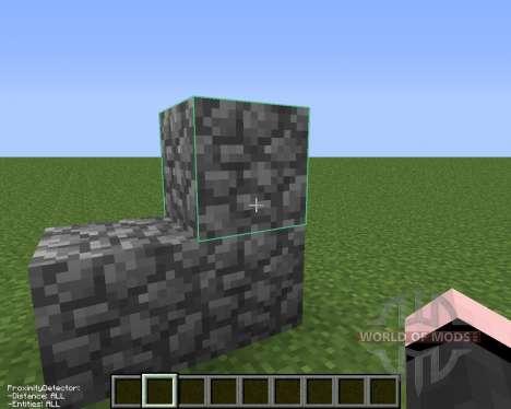Custom Selection Box für Minecraft