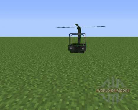 THX Helicopter pour Minecraft