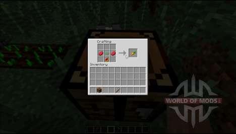 Carottes à la critique pour Minecraft