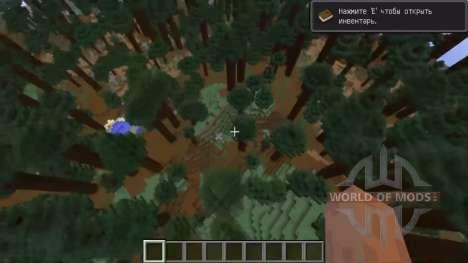De nouveaux modes de production pour Minecraft