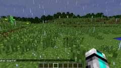 Supérieure de pluie pour Minecraft