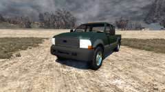 Ford F-250 2004 für BeamNG Drive